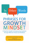 In Other Words: Phrases For Growth Mindset