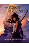 Legend Of Korra: Art Of The Animated Series, The Book 3