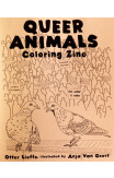 Queer Animals Coloring Book