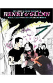 Henry & Glenn Adult Activity & Coloring Book