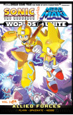 Sonic / Mega Man: Worlds Unite 3
