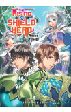 The Rising Of The Shield Hero Volume 20: Light Novel