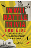 WWII Battle Trivia For Kids