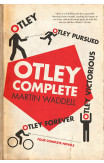 Otley Complete Otley, Otley Pursued, Otley Victorious, Otley Forever