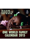 2015 Amnesty One World Family Calendar