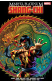 Marvel Platinum: The Definitive Shang-chi