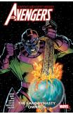 Avengers: The Kang Dynasty Omnibus