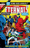 The Eternals By Jack Kirby Vol. 2