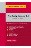 The Straightforward C.v.