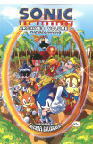 Sonic The Hedgehog Archives 0