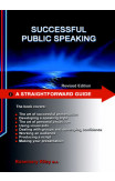 Straightforward Guide To Successful Public Speaking