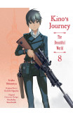Kino's Journey: The Beautiful World Vol. 8