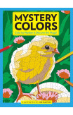 Mystery Colors: Birds