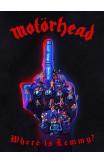 Motorhead: Where Is Lemmy?
