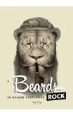 Beards Rock: Postcards