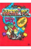 Graffiti Coloring Book 3