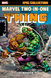 Marvel Two-in-one Epic Collection: Cry Monster