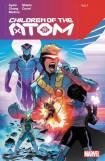 Children Of The Atom By Vita Ayala Vol. 1