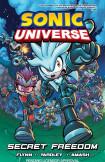 Sonic Universe 11: Secret Freedom