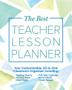 The Best Teacher Lesson Planner