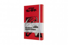Moleskine Limited Edition Go Nagai Super Robot Large Plain Notebook: Ufo Robot Grendizer