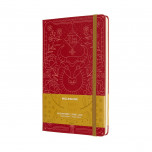 Moleskine Limited Edition Year Of The Ox Large Ruled Notebook: Graphic 1