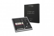 Smart Writing Set Ellipse Large Ruled Black 01