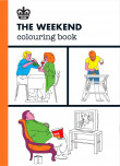 Modern Toss: The Weekend Colouring Book