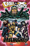 Cable & X-force: Onslaught