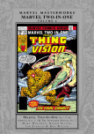 Marvel Masterworks: Marvel Two-in-one Vol. 4
