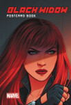 Black Widow Postcard Book