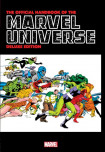 Official Handbook Of The Marvel Universe: Deluxe Edition