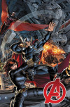 Avengers By Jonathan Hickman: The Complete Collection Vol. 1