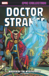 Doctor Strange Epic Collection: Master Of The Mystic Arts (new Printing)