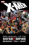 Uncanny X-men: The Rise And Fall Of The Shi'ar Empire