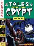 Ec Archives, The: Tales From The Crypt Volume 1