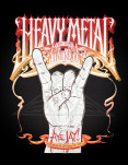 The Heavy Metal Fun Time Activity Book