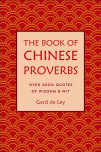 The Book Of Chinese Proverbs