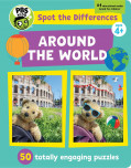 Spot The Differences: Around The World
